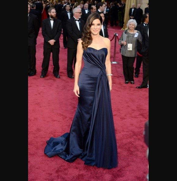 Oscars 2014 - Sandra-Bullock