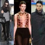 ケンダル・ジェンナー、ランウェイに登場『パリ・ファッションウィーク』