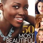 『世界で最も美しい人』にオスカー女優のルピタ・ニョンゴ