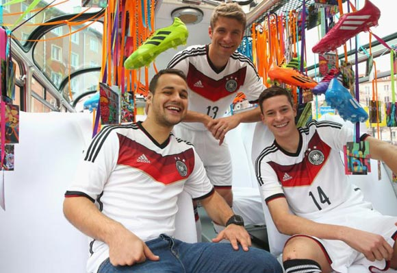 2014-World-Cup uniforms-Germany-adidas