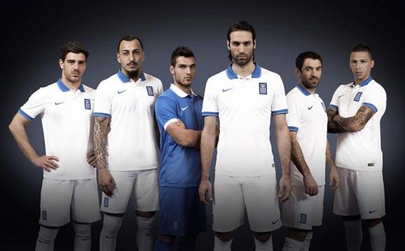 2014-World-Cup uniforms-Greece-nike