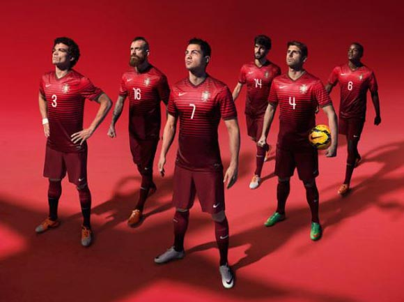 2014-World-Cup uniforms-portugal-nike
