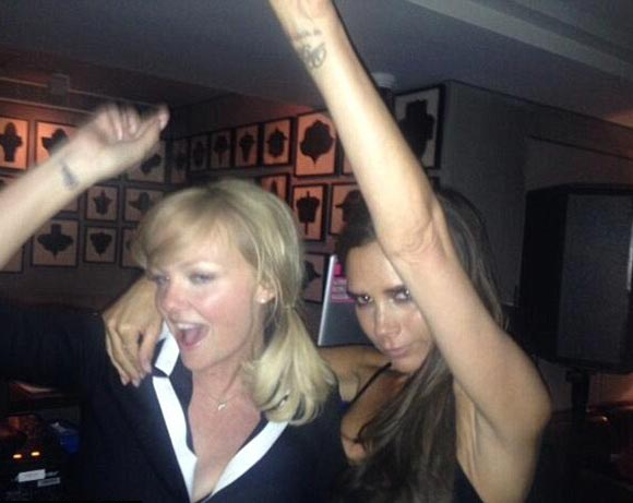 Victoria-Beckham-40th-birthday-Emma-Bunton