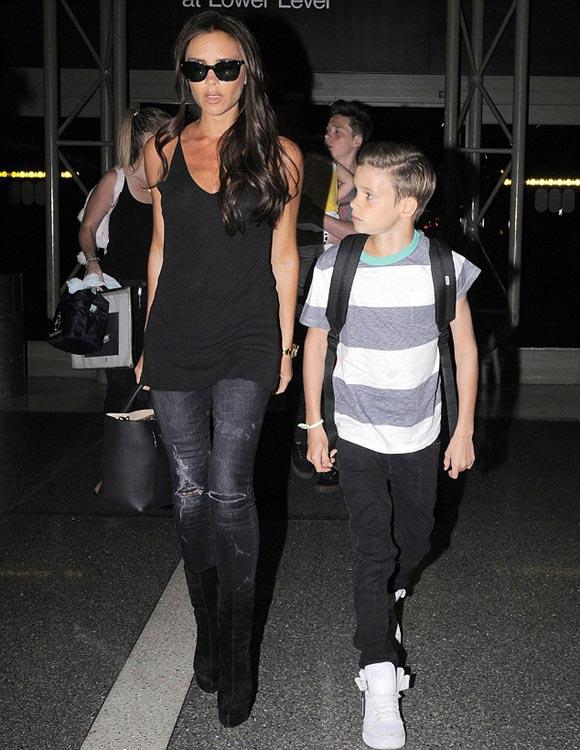 Victoria-Beckham-kids-romeo-2014