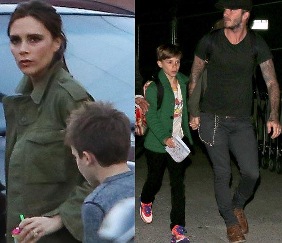 david-Victoria-Beckham-family