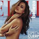 ミランダ・カー、またもやトップレス★スペイン版『ELLE』5月号 <Part2>