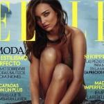 ミランダ・カー、またもやトップレス披露★スペイン版『ELLE』5月号 <Part1>