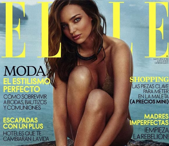 miranda-kerr-elle-spain-cover