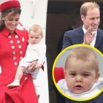 ウィリアム王子&キャサリン妃、ジョージ王子が8カ月で「初外遊」
