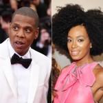 【動画あり】ビヨンセ妹が義兄Jay-Zに殴りかかる、防犯カメラ映像が流出