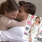 オリヴィア・パレルモ、ウェディングマガジン『BRIDES』の表紙を飾る