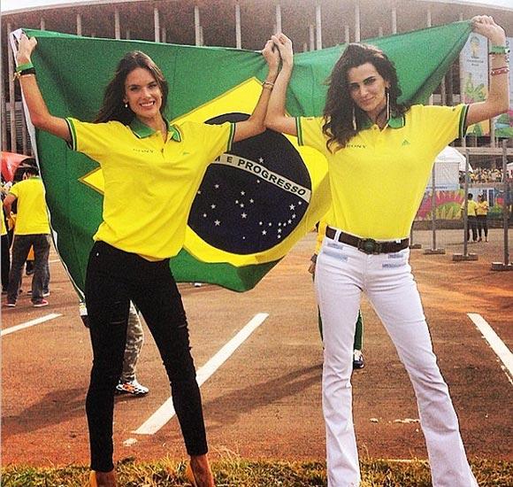 Brazil-model-Alessandra-Ambrosio