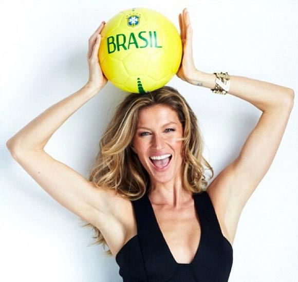 Brazil-model-Gisele-Bundchen