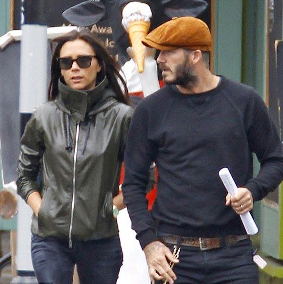 David-Victoria Beckham-2014-03