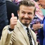 デビッド・ベッカム、笑顔が素敵なセレブ1位に!#Best celebrity smiles