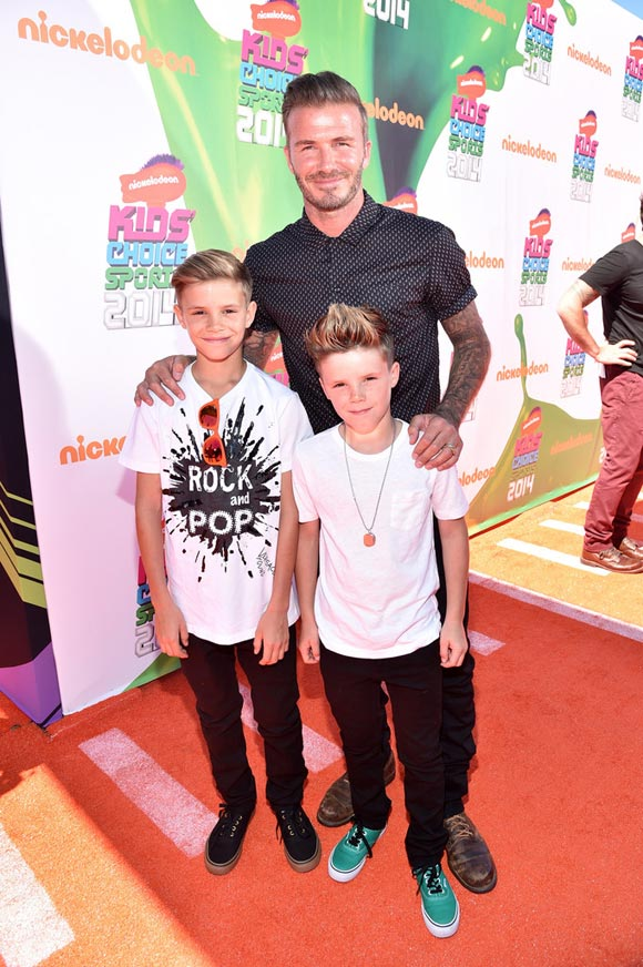David-Beckham-romeo-cruz-Nickelodeon-Kids-Choice-2014-02