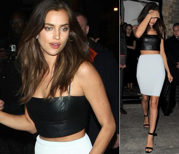 Irina-Shayk-crop top-outfit-2014