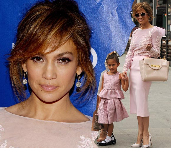 Jennifer-Lopez-daughter-LULAC-2014