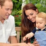 英ジョージ王子、1歳の誕生日に!ファッションが大人気!