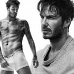 デビッド・ベッカム、『H&M』でセクシーな下着姿を披露!