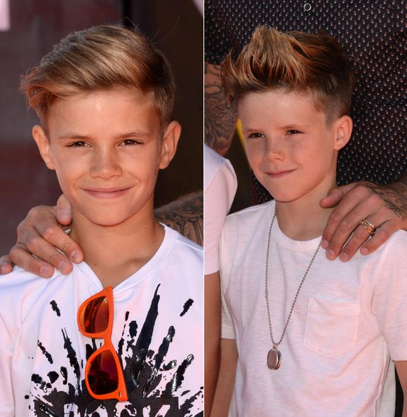 romeo-beckham-cruz-beckham-Nickelodeon-Kids-Choice-2014-01