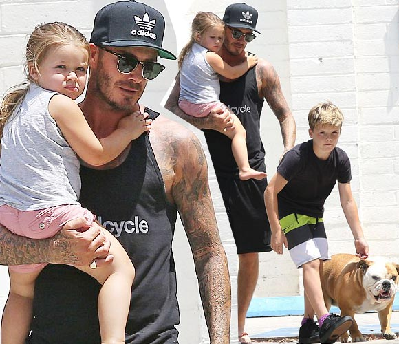 david-beckham-harper-cruz-2014