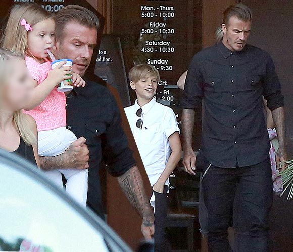 david-beckham-harper-kids-2014