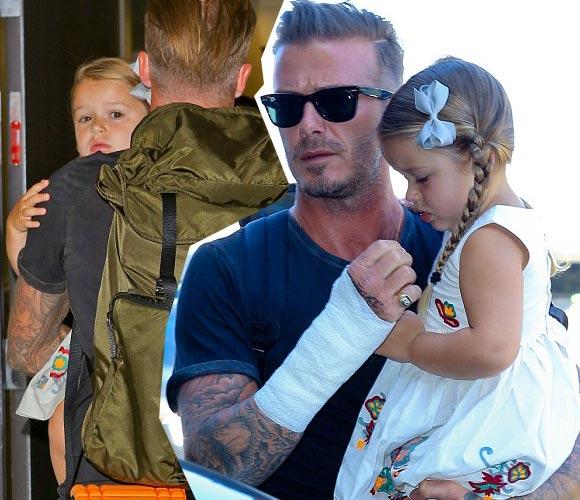 David-Beckham-harper-2014