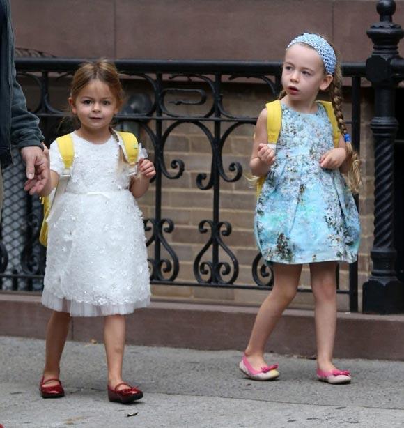 Sarah-Jessica- Parker-daughter-twins-2014-04