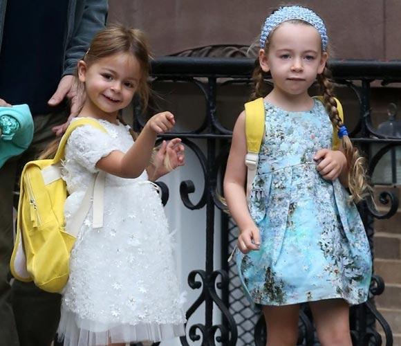 Sarah-Jessica- Parker-daughter-twins-2014