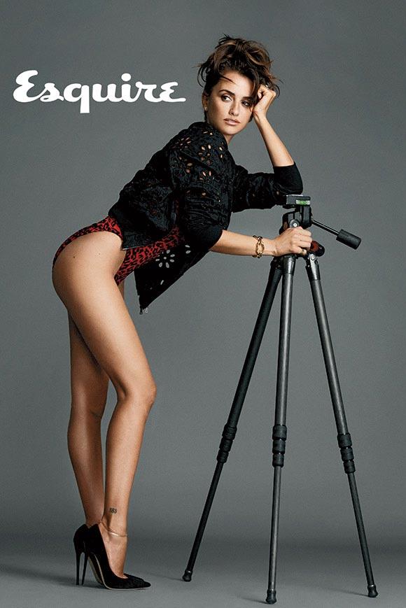 Penelope-Cruz- Sexiest-Woman Alive-Esquire-2014-05