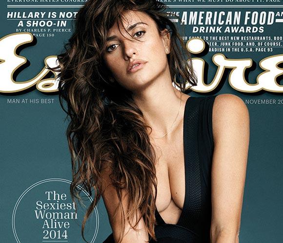 Penelope-Cruz- Sexiest-Woman Alive-Esquire-2014