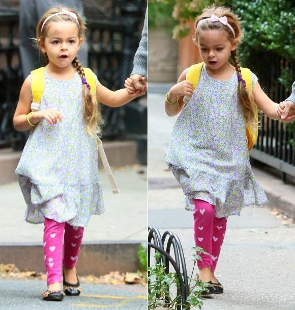 Sarah-Jessica-Parker-daughter Tabitha-2014