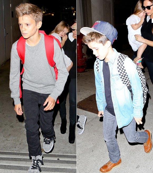 Victoria-Beckham-kids-2014