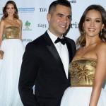 ジェシカ・アルバ、バスト強調セクシードレスで夫と登場!#2014 Baby2Baby Gala #アンドリュー・ゲン