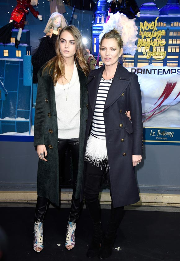 Kate-Moss-Cara-DelevingnePrintemps-xmas-2014-01
