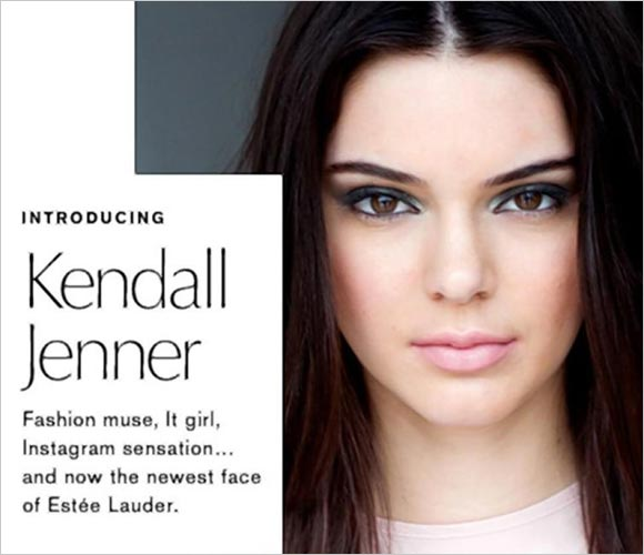 Kendall-Jenner-Estee-Lauder-new-face-2014