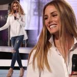 オリヴィア・パレルモ、ハイテンションでランウェイに登場 #Cotton's 24 Hour Runway Show