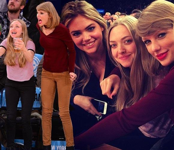 Taylor-Swift-Kate-Upton-Amanda-Seyfried-NBA-2014