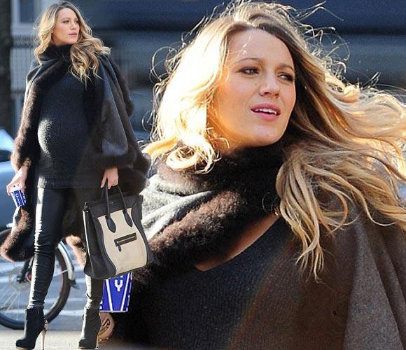 Blake-Lively-Baby-Bump-stylish-2014