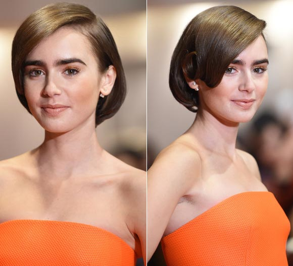 Lily-Collins-hair-bob-2014