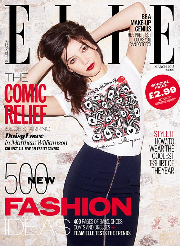 Daisy-Lowe-Red-Nose-Day-elle-2015