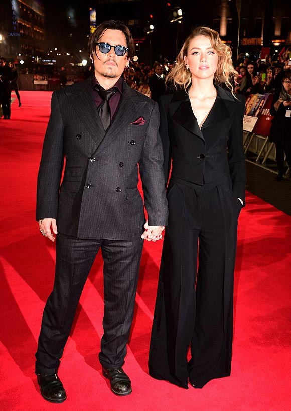 Johnny-Depp-Amber-Heard-uk-premiere-Mortdecai-2015-03