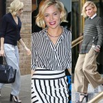シエナ・ミラー、上品な大人のエレガントスタイル #私服 #髪型 #ファッション