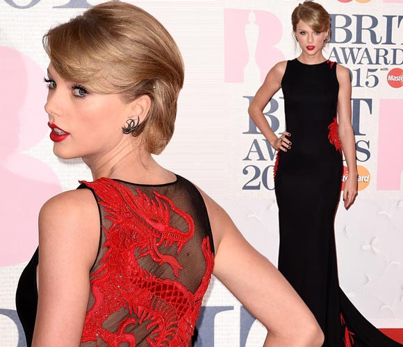 Taylor-Swift-Arrivals-BRIT-Awards-2015