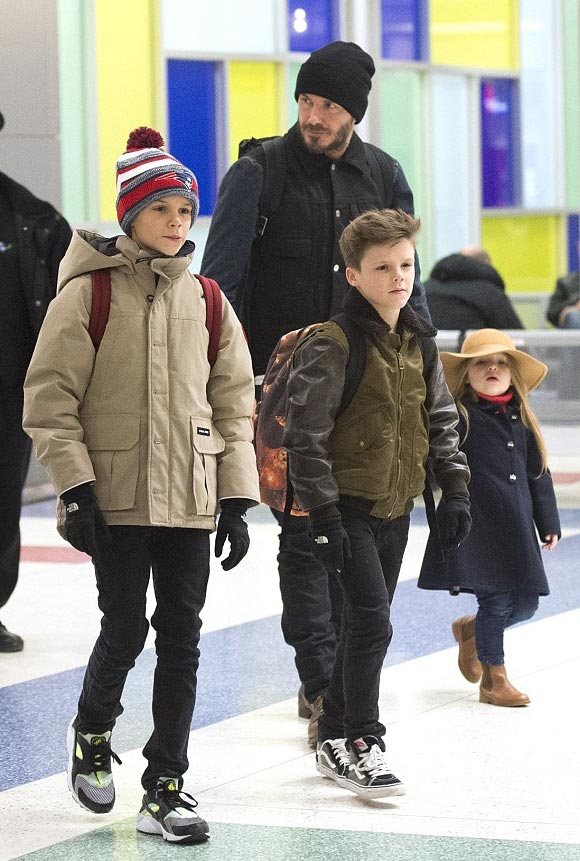 david-beckham-Harper-children-2015-01