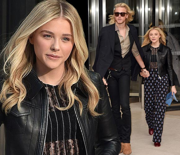 Chloe-Moretz-brother-Louis-Vuitton-PFW-2015