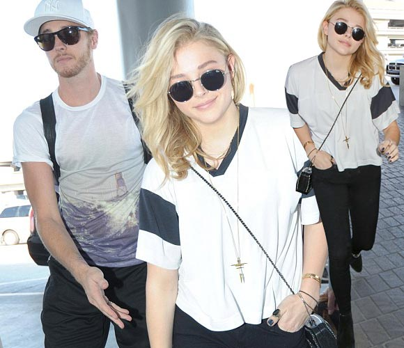 Chloe-Moretz-brother-Trevor-march-2015