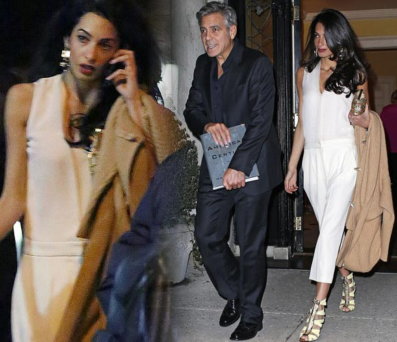 George-and-Amal Clooney-march-2015