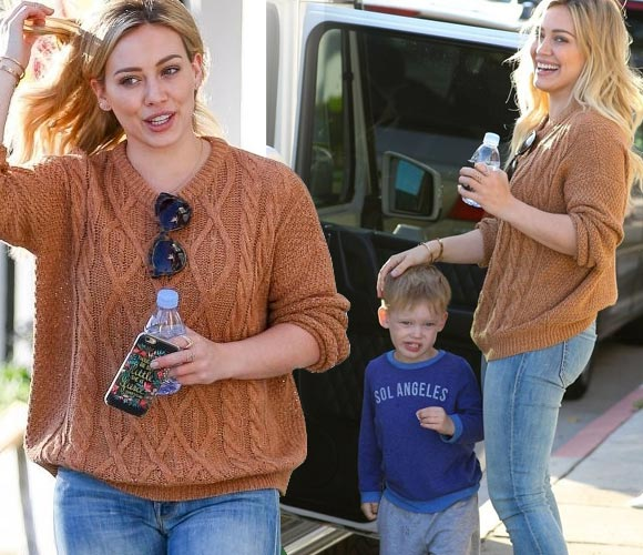 Hilary-Duff-Luca-March-2015
